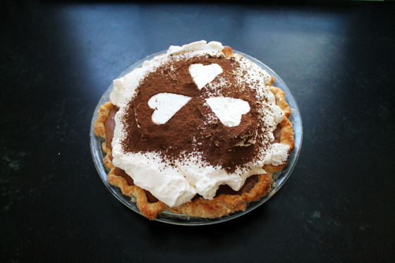 French Silk Pie Pic 2